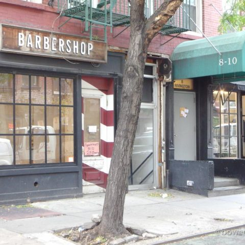 5217e5834 Freemans Sporting Club Barbershop Reopens on Rivington Today ...