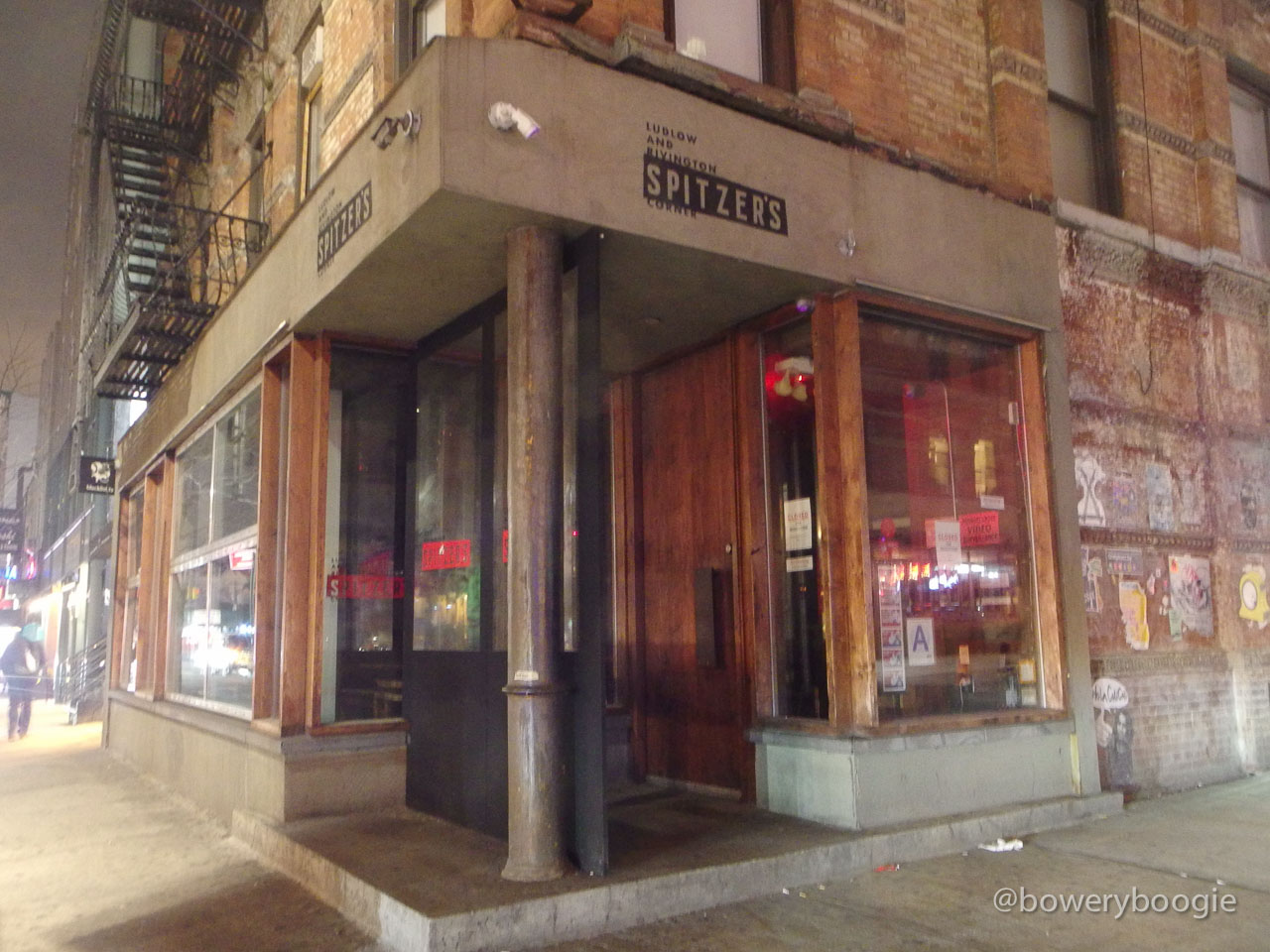 Spitzer S Corner Closes For Renovations Bowery Boogie