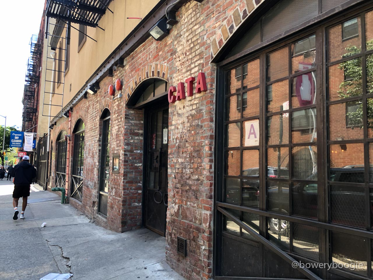 Cata Spanish Tapas Restaurant On The Bowery Fades Out